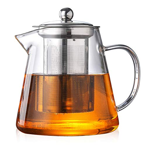 550 ml teapot glazen dranken water restaurant ketle Economic Fruit Juice Kitchen thea Pot Home Coffee Strainer