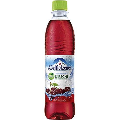 MEHRWEG Adelholzener Alpenquellen Kirschschorle (500 ml) - Bio