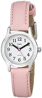 Timex Girls' T79081 Year-Round Analog Quartz Pink Watch