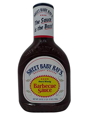 Sweet Baby Rays Barbeque Sauce