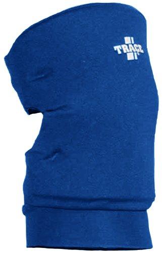 ADAMS USA Trace Knieschoner für Volleyball oder Basketball, Größe XS, Königsblau, 1 Paar