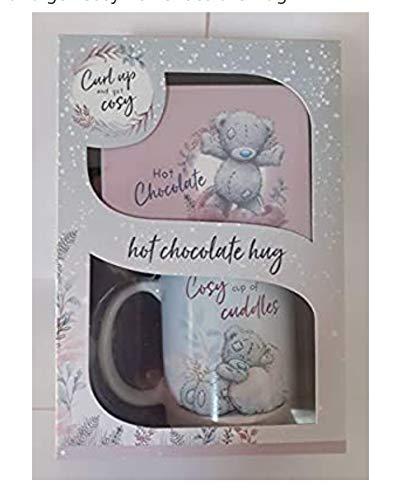 Me to You Geschenk-Set für heiße Schokolade und Keramiktasse