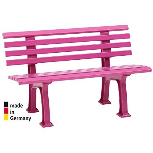 Gartenbank Ibiza Color Edition Flieder