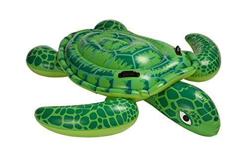 Intex- 221614 - Jeu de Plein Air - Tortue Gonflable - 191 x 170
