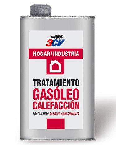 Tratamiento gasoleo calefaccion 3cv 1l.