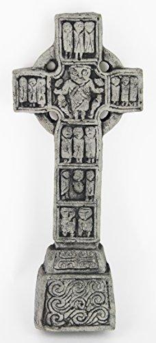 Fleur de Lis Garden Ornaments LLC Castledermont Cross Concrete Sculptures Cement Celtic Crosses