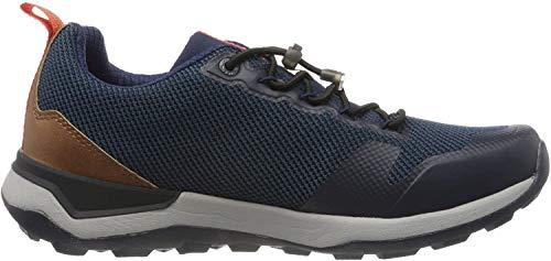 bugatti Herren 342849035900 Sneaker, Blau, 42 EU