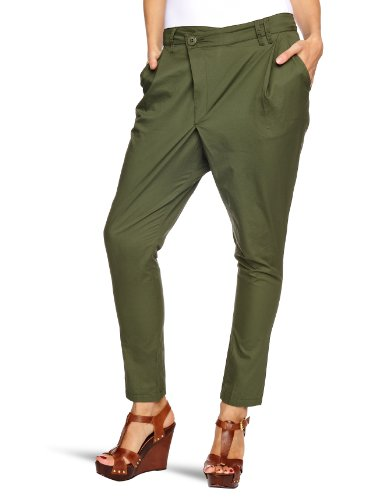 Killah - Pantaloni, Donna Verde (Grün (E03560 (Military Green))) 42 IT (28W/33L)