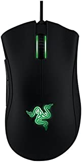 Razer DeathAdder Essential - Ergonomic PC Gaming Mouse - Comfortable Grip