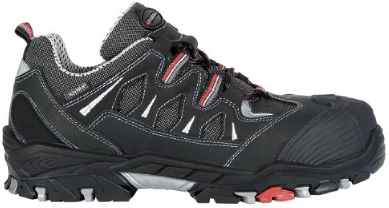 Cofra 17150-000.W42 Size 42 Ellak  S3 SRC Safety shoes - Black