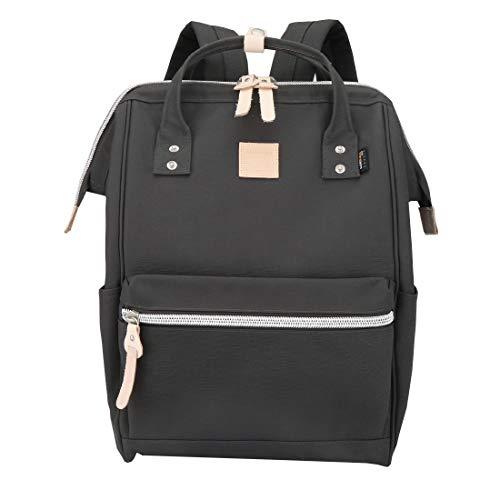 Himawari Travel Backpack Large Diaper Bag School Backpack for Women&Men 17.7'x11.8'x 8'(1882-HL)