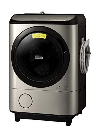 日立 ドラム式洗濯乾燥機 ビッグドラム 洗濯12kg/洗濯~乾燥6kg 右開き [洗剤・柔軟剤 自動再注文]機能搭載 ...