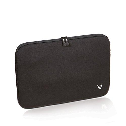 V7 Vantage Laptop Sleeve 16-Inch CSV1-9N, Black