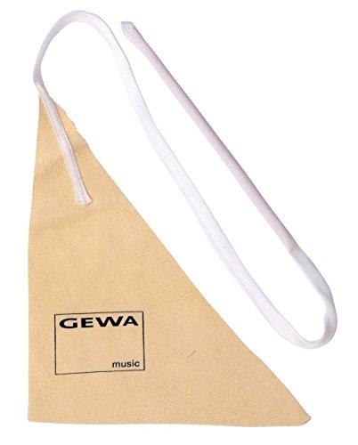 Gewa 755900 Wischer für Klarinette, Echt Leder
