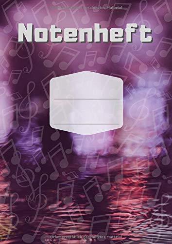 Notenheft: für Gitarre - TAB und Akkorde - 100 Seiten