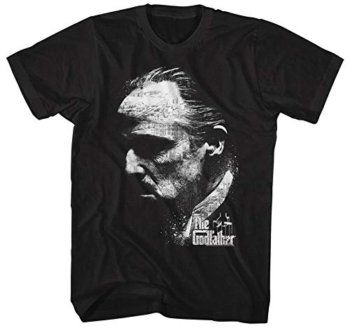 T-shirt The Godfather- City In Profile L - Noir
