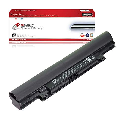 DR. BATTERY Laptop Battery for Dell YFDF9 Latitude 3340 3350 3NG29 451-BBIY 451-BBIZ 451-BBJB 7WV3V HGJW8 JR6XC [11.1V/4400mAh/49Wh]