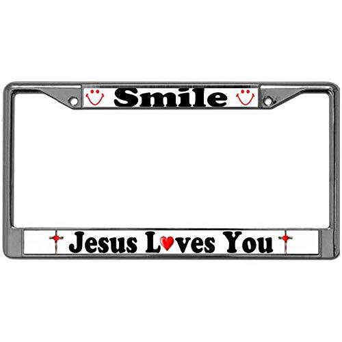 Love Jesus License Plate - 6