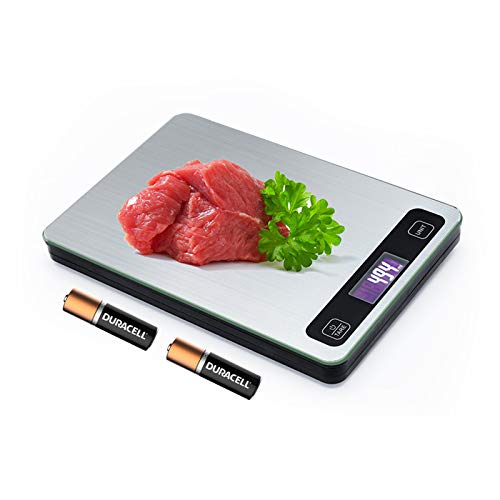 Digital Kitchen Food Scale for Baking Weight...
