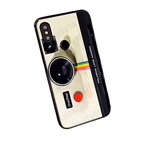 KUSTOM FACTORY - Cover vintage per iPhone 6, motivo: Polaroid