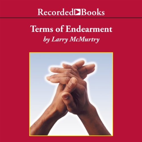 Terms of Endearment audiobook cover art