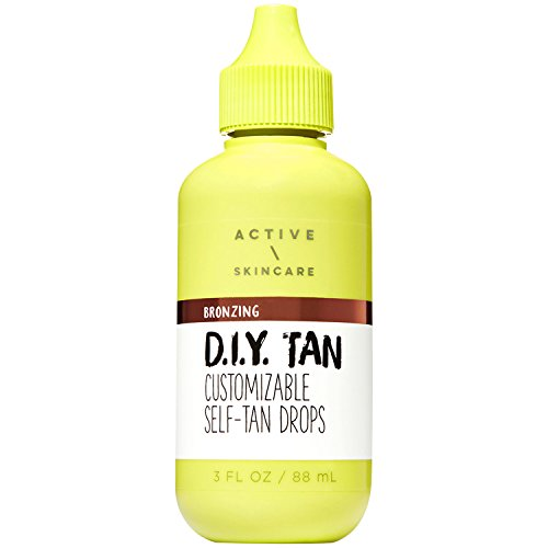 Bath and Body Works Active Skincare Bronzing D.I.Y. TAN Customizable Self-Tan Drops 3fl.oz