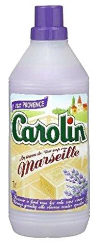 Carolin Savon De Marseille Parfum Provence 1L (Lot de 3)