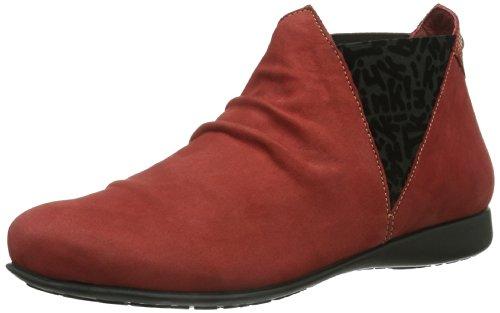 Think! Damen Thi Chelsea Boots, Rot (ROSSO/KOMBI-72), 37 EU