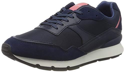 ESPRIT Damen Blanchet LU Sneaker, Blau (Ink 415), 39 EU