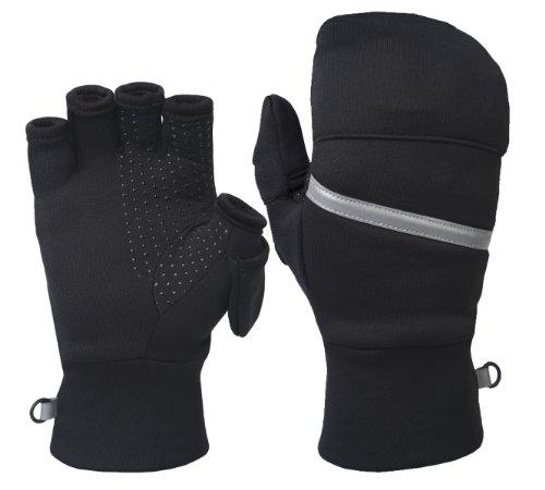 womens gloves fingerless mittens ladies