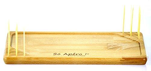 Planche à Tapas spéciale Apéro - Fabrication française