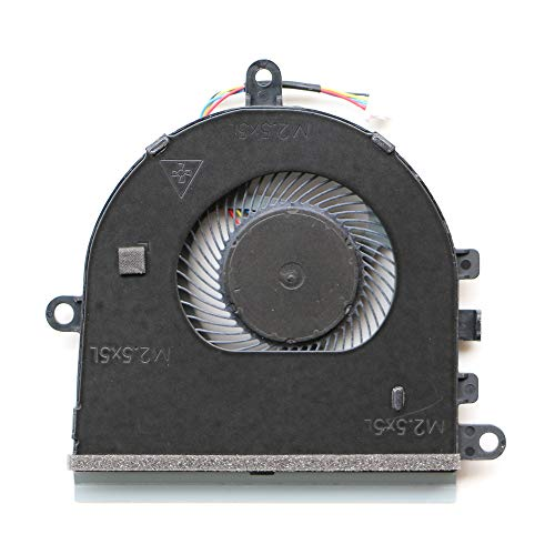DENGHUXIE Lüfter Fan Für Dell Inspiron 3505 5593 15-5570 15-5575 CPU Lüfter Fan FCN FK39 DC28000K7F0 CN-07MCD0 (Note: Please Purchase This Fan for Machines Without CD-ROM)