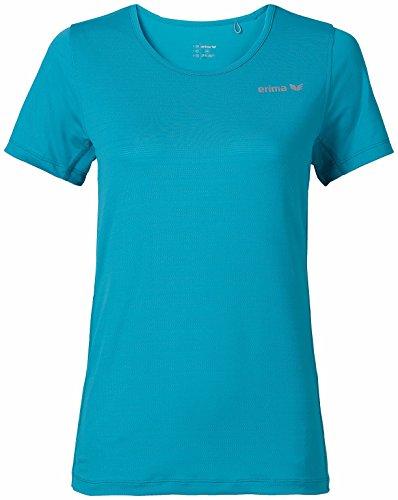 Erima Damen Green Concept T-Shirt, Atlantis, 42