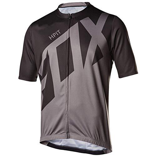 PYMNDZ Camisetas de Ciclismo para hombre hpit fox, camisetas de manga corta...