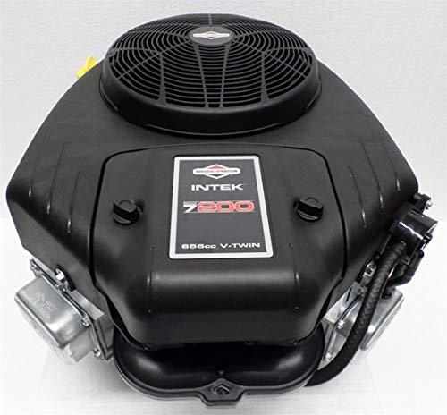 Briggs & Stratton 7-200 Series 20 HP 656cc 1' x 3-5/32' 16 amp Vertical Engine #40N777-0017