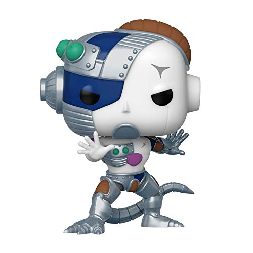 Funko- Pop Animation: Dragon Ball Z-Mecha Frieza Collectible Toy, Multicolor (44262)