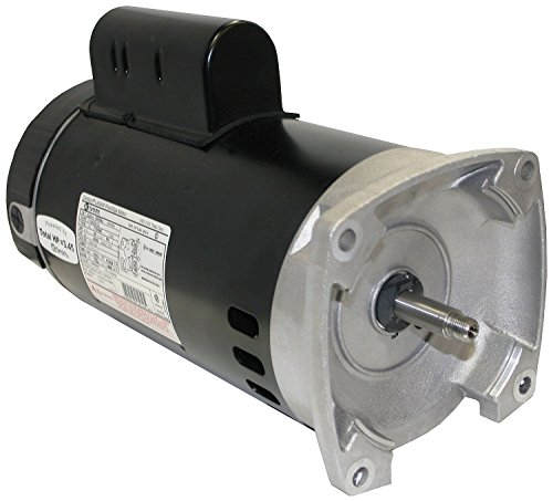 A.O. Smith Century B2843 Square Flange 2HP 3450RPM Single Speed Pool Pump Motor