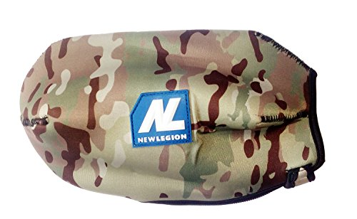 New Legion Paintball Zubehör Bottle Cover HP, Camo, 938