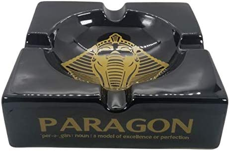 Black Recommended Challenge the lowest price Excellence Ashtray