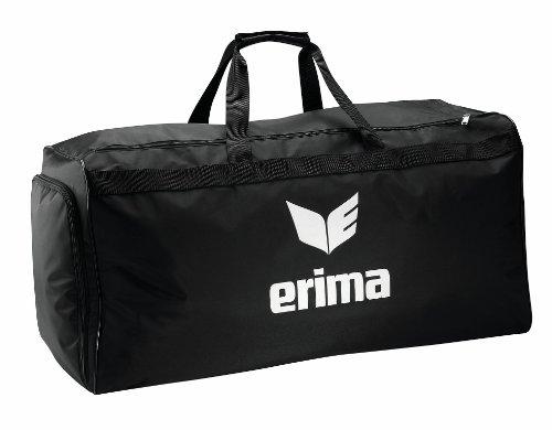 Erima Travel Line Trikottasche, Schwarz, XL