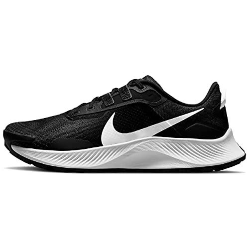 Nike Pegasus Trail 3, Scarpe da Corsa Uomo, Black/Pure Platinum-Dk Smoke Grey, 41 EU