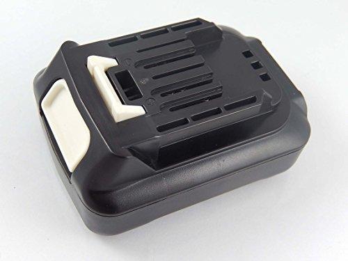 vhbw Batería compatible con Makita DF333DSAX6 herramientas eléctricas (2000mAh Li-Ion 12V)