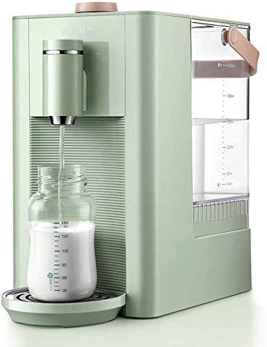 Automatische boiler 2.6L grote capaciteit Heat Water Dispenser keukengerief huishoudelijke elektrische Theepot (Kleur: Groen, Maat: 31 x 17.7 x 28cm) LQH