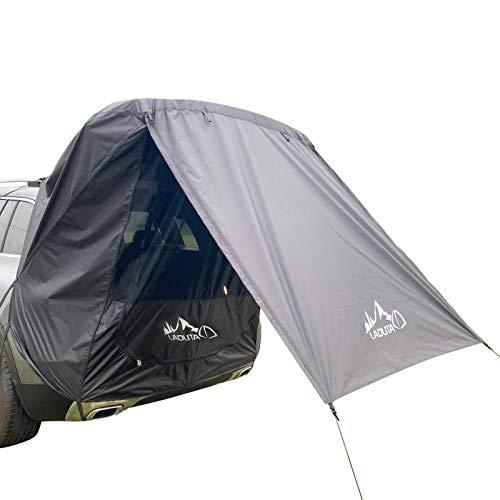 courti Heckzelt Auto Universal Heckklappenzelt Mit Quick-Up-System, Heckzelt Autokonto Zelte Für Sommer Camping Und Familie