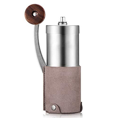 DLSMB-HO koffiemolen, handmatig, verstelbaar, maalgraad koffie, korrels van roestvrij staal, koffiebonenvorm, reizen, huishouden, mill