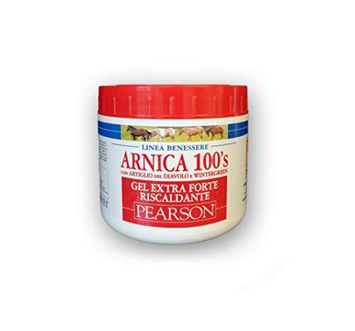 ARNICA 100'S GEL EXTRA FORTE RISCALDANTE PEARSON 500ML