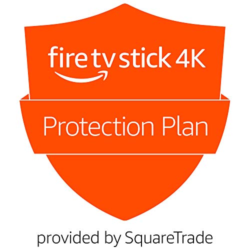 Price comparison product image 2-Year Accident Protection for Fire TV Stick 4K (2018 release)