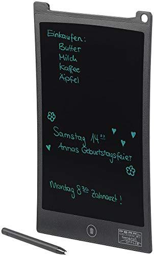 General Office Schreibtablet: LCD-Schreibtafel, 25,4 cm / 10 Zoll, Stift, Lösch-Sperre, einfarbig (Grafiktablett)