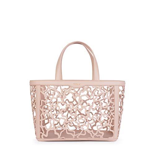 Capazo mediano Kaos Shock en color rosa (895890271)