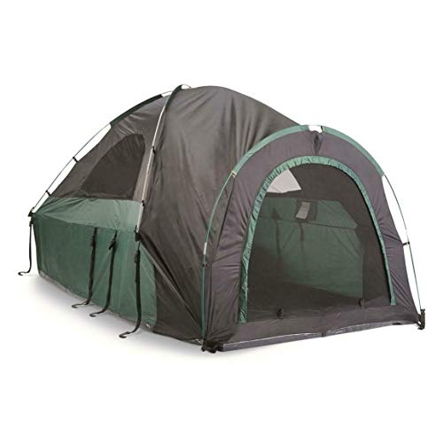 H&G Bro Full Size Truck Tent Outdoor Pick Up 72-74 Car Bed Tents for Camping Hiking Hunt Tents